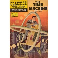 H G WELLS - The Time Machine